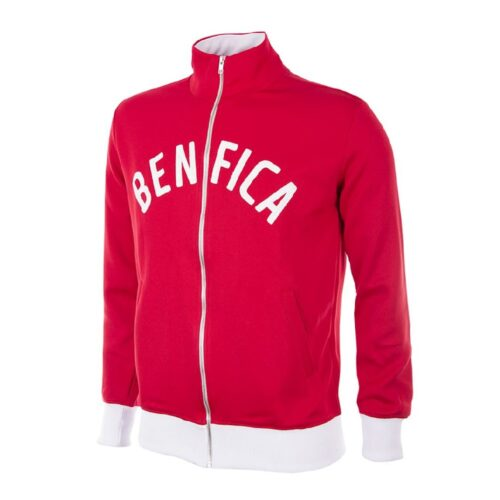 Benfica 1961-62 Retro Football Track Top