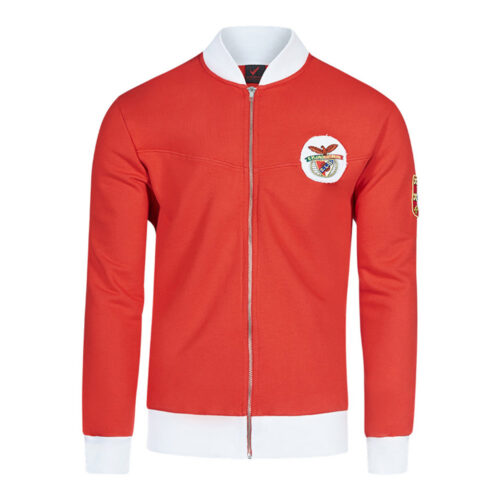 Benfica 1964-65 Retro Football Track Top
