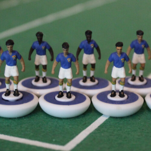 Brasile 1958 Away Squadra Subbuteo