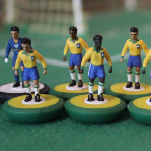 Brasile 1962 Squadra Subbuteo