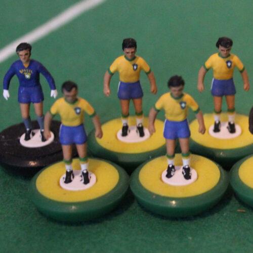 Brasile 1970 Squadra Subbuteo