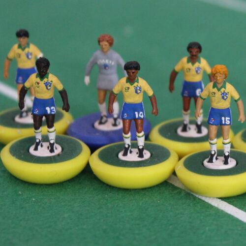 Brasile 1986 Squadra Subbuteo