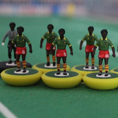 Camerun 1982 Squadra Subbuteo