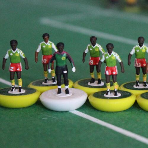 Camerun 1990 Squadra Subbuteo