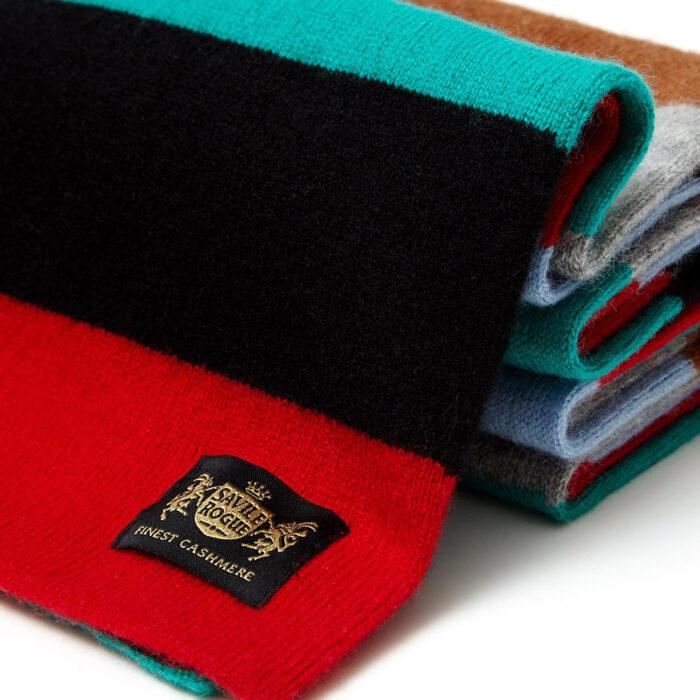Sciarpa Cashmere Multicolore Minibar