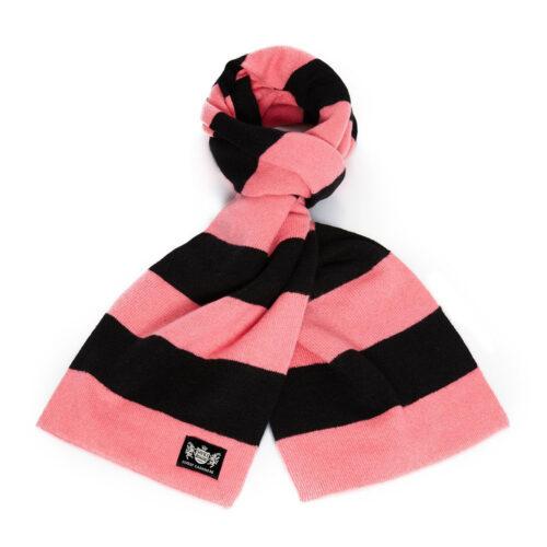 Pinks Minibar Cashmere Scarf