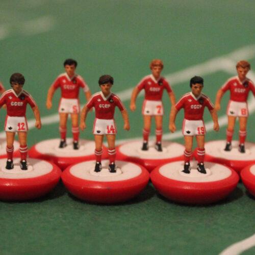 URSS 1986 Equipo Subbuteo