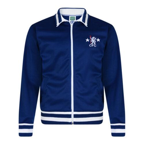 Chelsea 1977-78 Giacca Storica Calcio