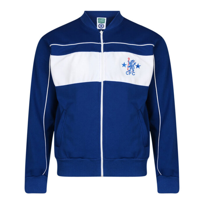 Chelsea 1982-83 Retro Football Track Top