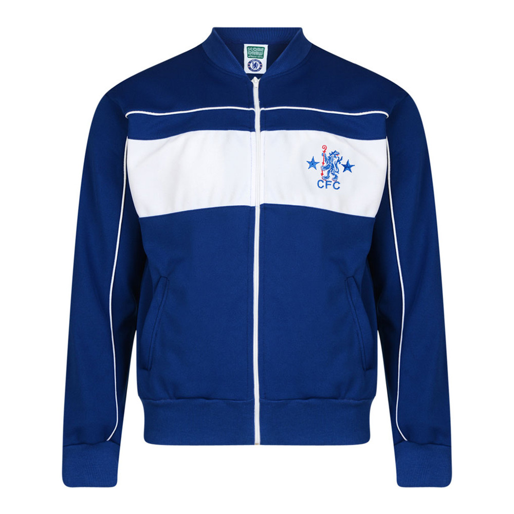 Chelsea 1982-83 Giacca Storica Calcio