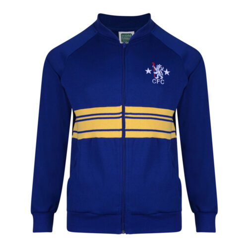 Chelsea 1983-84 Retro Football Track Top