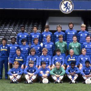 Chelsea 1983-84 Giacca Storica Calcio