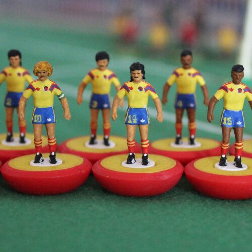 Colombia 1990 Squadra Subbuteo