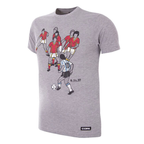 Copa 6 Vs 10 Tee Shirt Casual