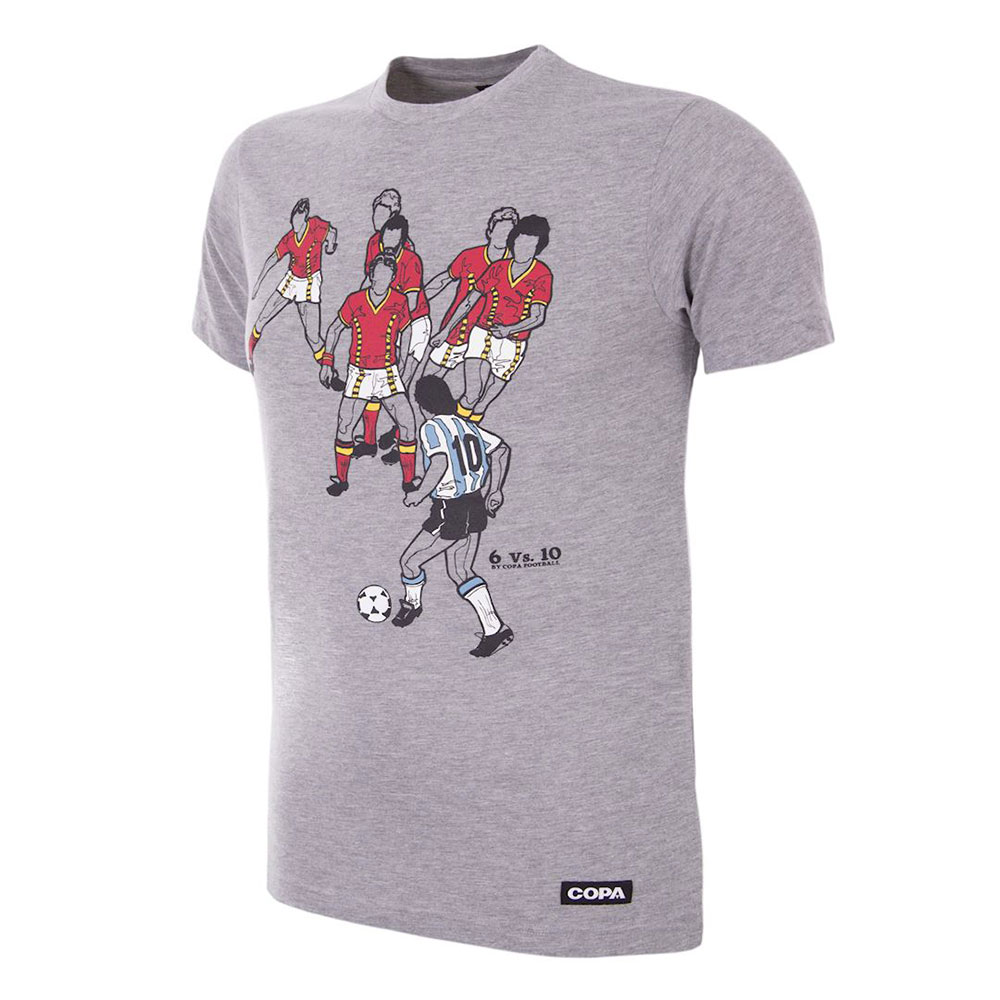 Copa 6 Vs 10 Tee Shirt Casual