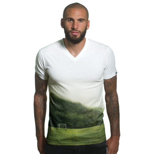 Copa All Over Pitch Tee Shirt Casual