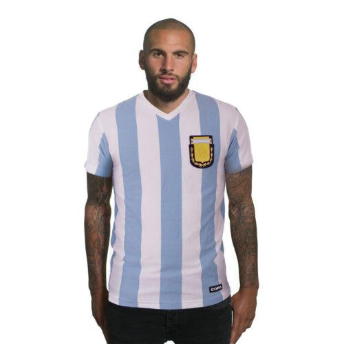 Copa Argentina 1982 Camiseta Casual