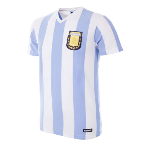 Copa Argentine 1982 Tee Shirt Casual
