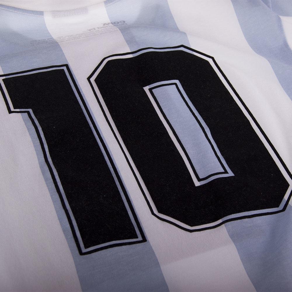 Copa Argentina Capitano Maglietta Casual