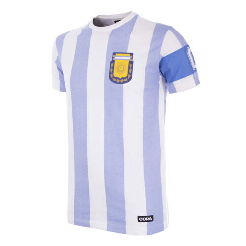 Copa Argentine Capitaine Tee Shirt Casual