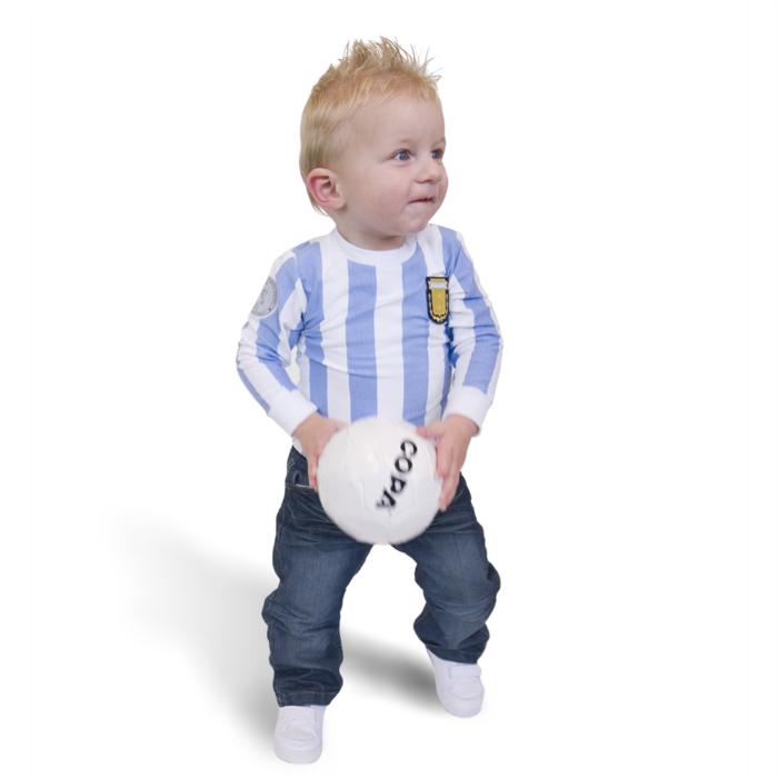Argentina Maglietta My First Football Shirt