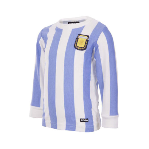 Argentina T-shirt My First Football Shirt