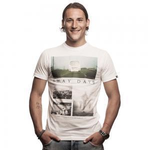 Copa Away Days Casual T-shirt White