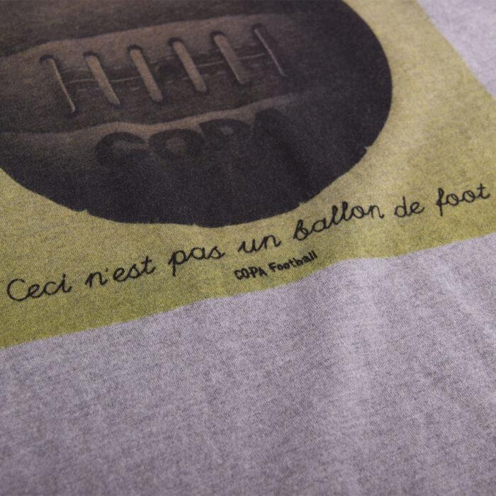 Copa Ballon de Foot Maglietta Casual