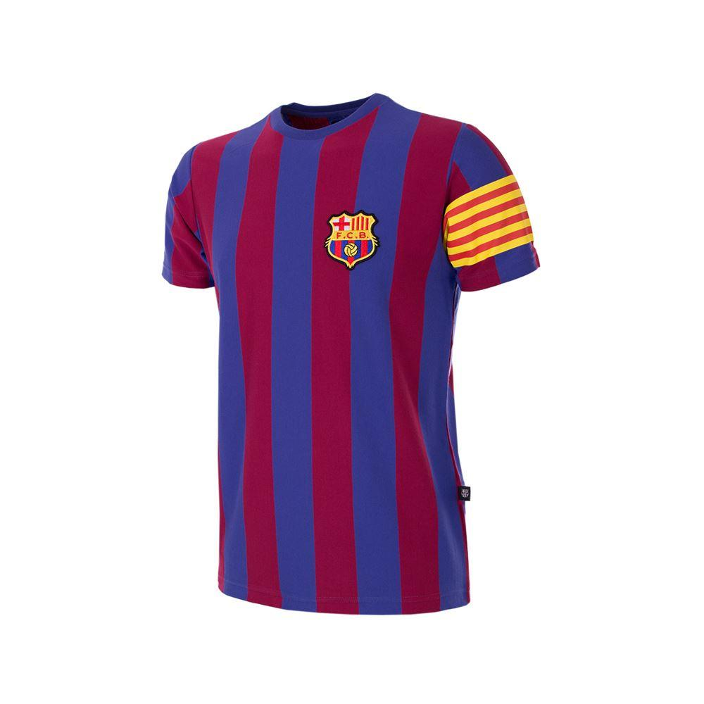 Barcelone Capitaine T-shirt Casual Enfant