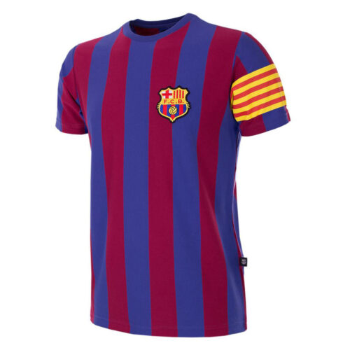 Barcelone Capitaine Tee Shirt Casual