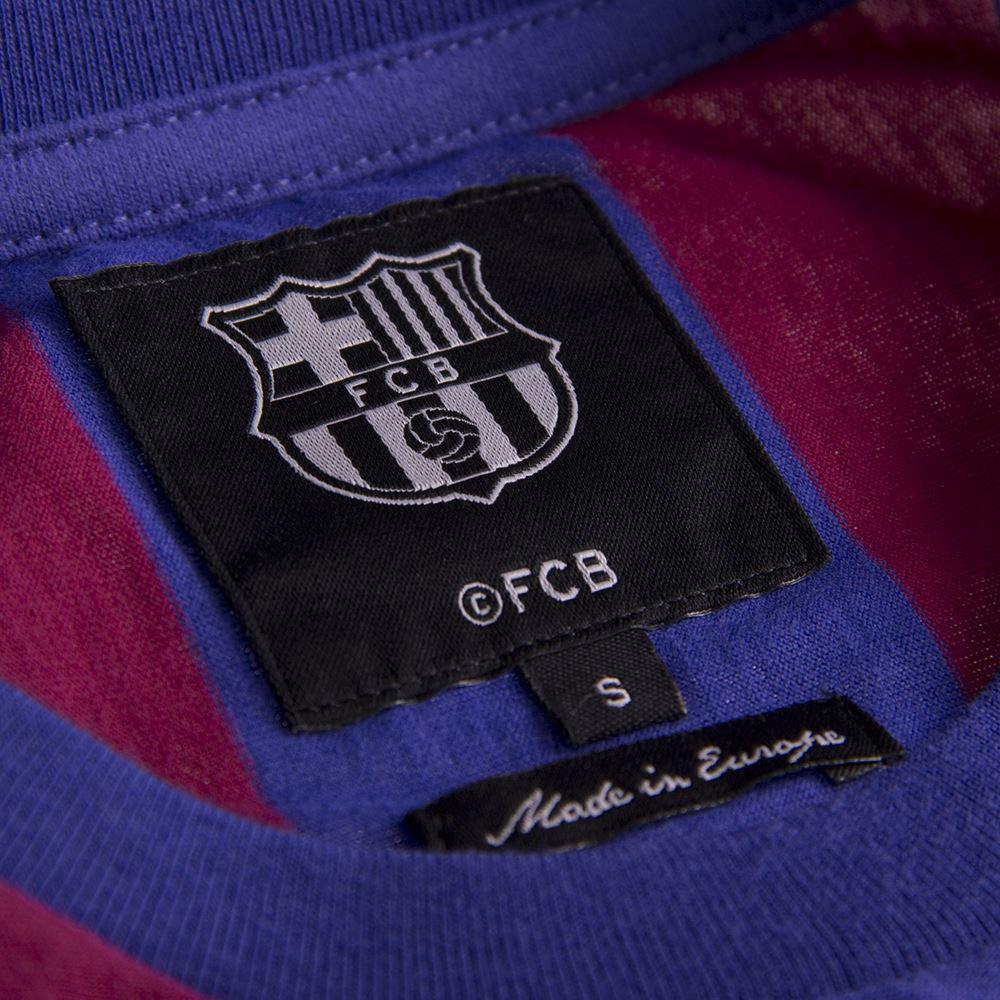 Barcellona Capitano Maglietta Casual