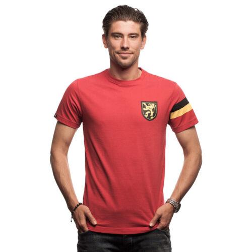 Copa Belgica Capitán Camiseta Casual
