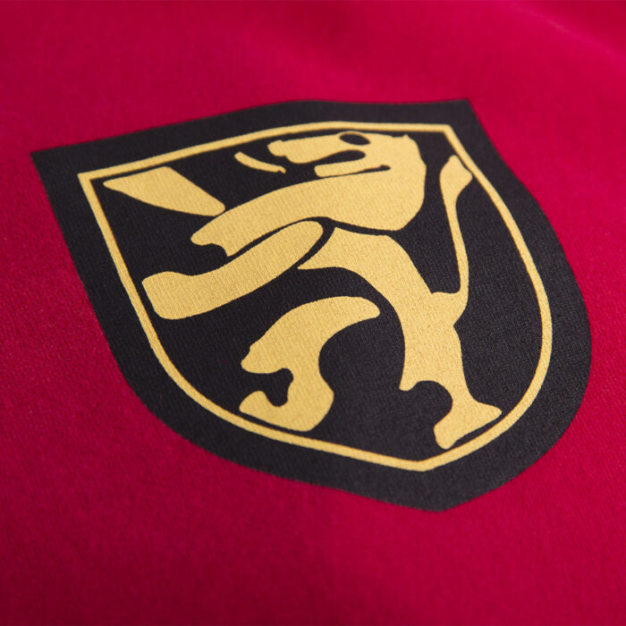 Copa Belgio Capitano Maglietta Casual