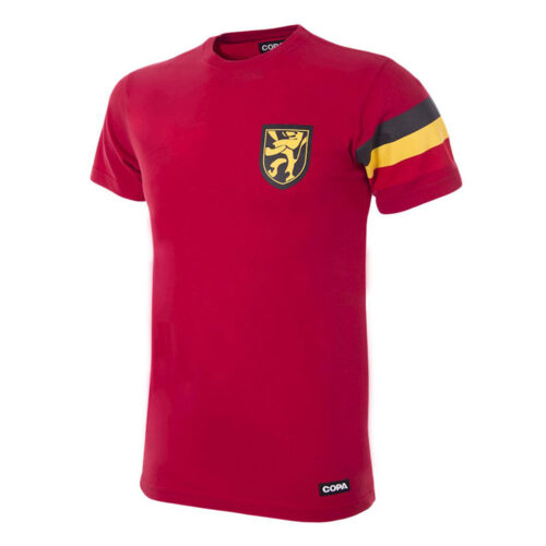Copa Belgique Capitaine Tee Shirt Casual