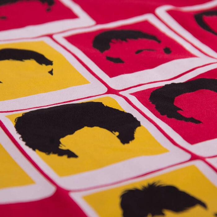 Copa Belgium Famous Haircuts Maglietta Casual