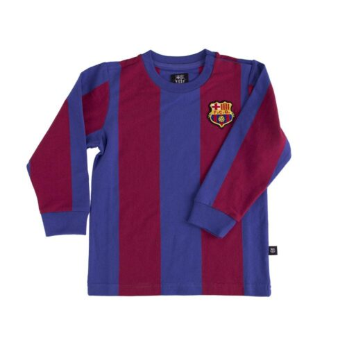 Barcelone Tee Shirt My First Football Shirt