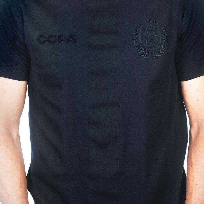 Copa Black Out Maglietta Casual