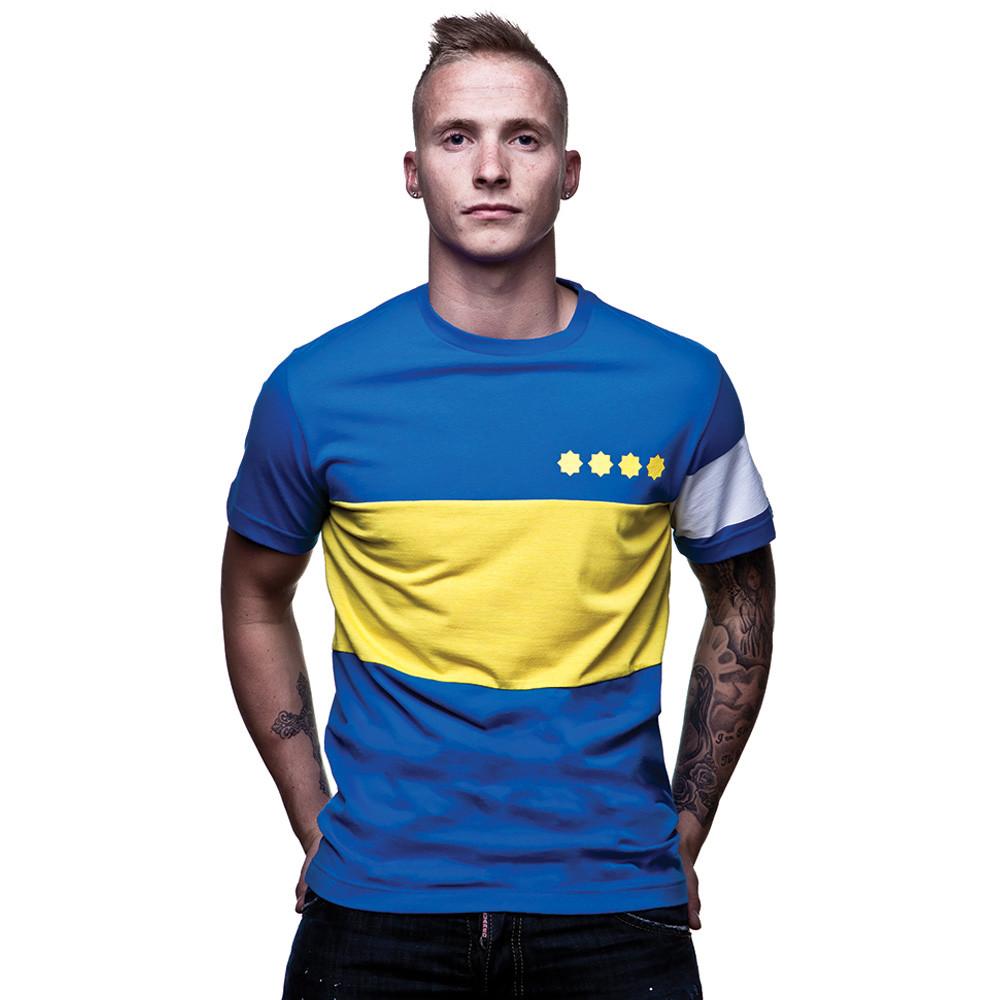 Copa Boca Juniors Capitano Maglietta Casual