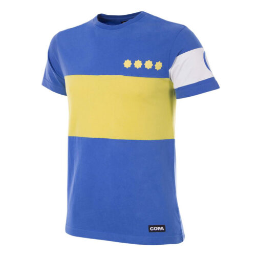 Copa Boca Juniors Capitaine Tee Shirt Casual