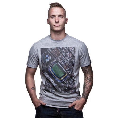 Copa Bombonera Sky View Camiseta Casual