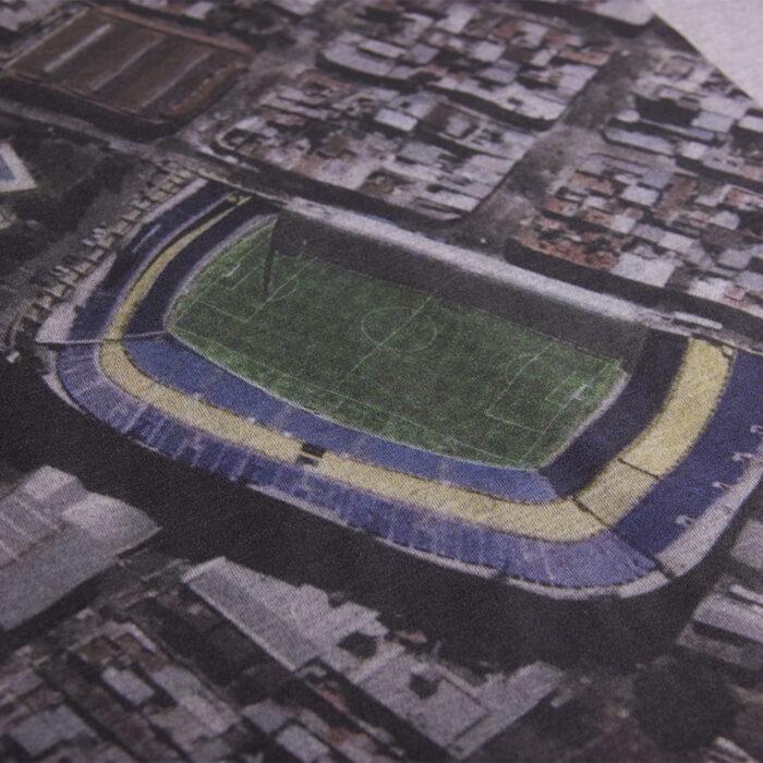 Copa Bombonera Sky View Maglietta Casual
