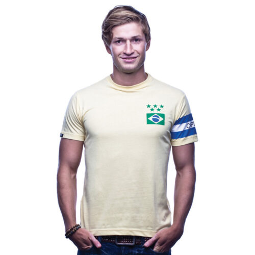 Copa Brazil Captain Casual T-shirt