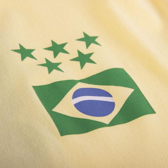 Copa Brasile Capitano Maglietta Casual