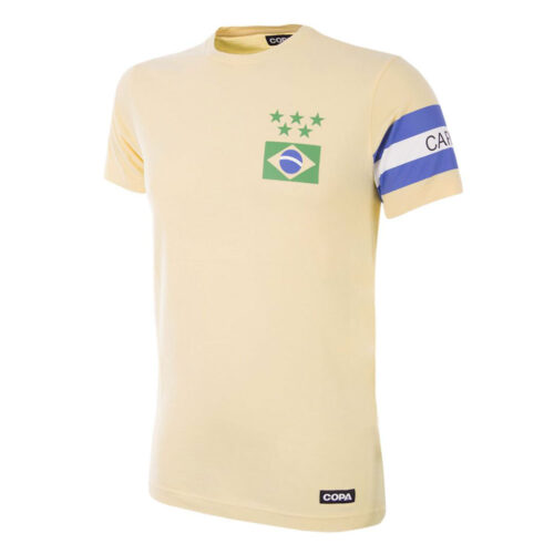 Copa Brésil Capitaine Tee Shirt Casual