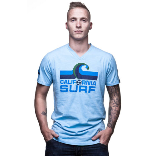 Copa California Surf Tee Shirt Casual