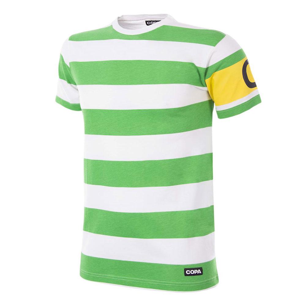 Copa Celtic Glasgow Capitano Maglietta Casual