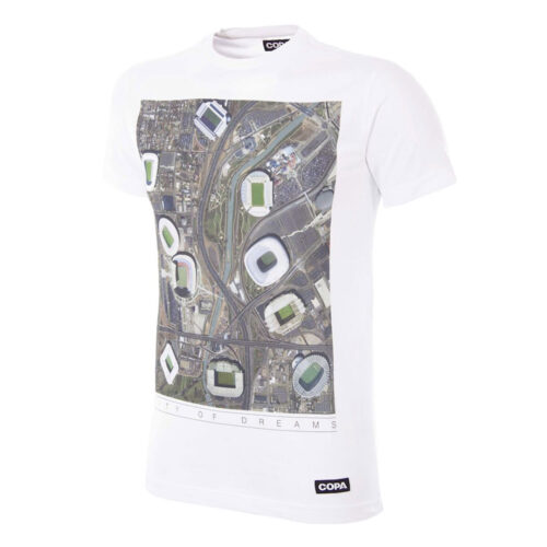 Copa City of Dreams Tee Shirt Casual