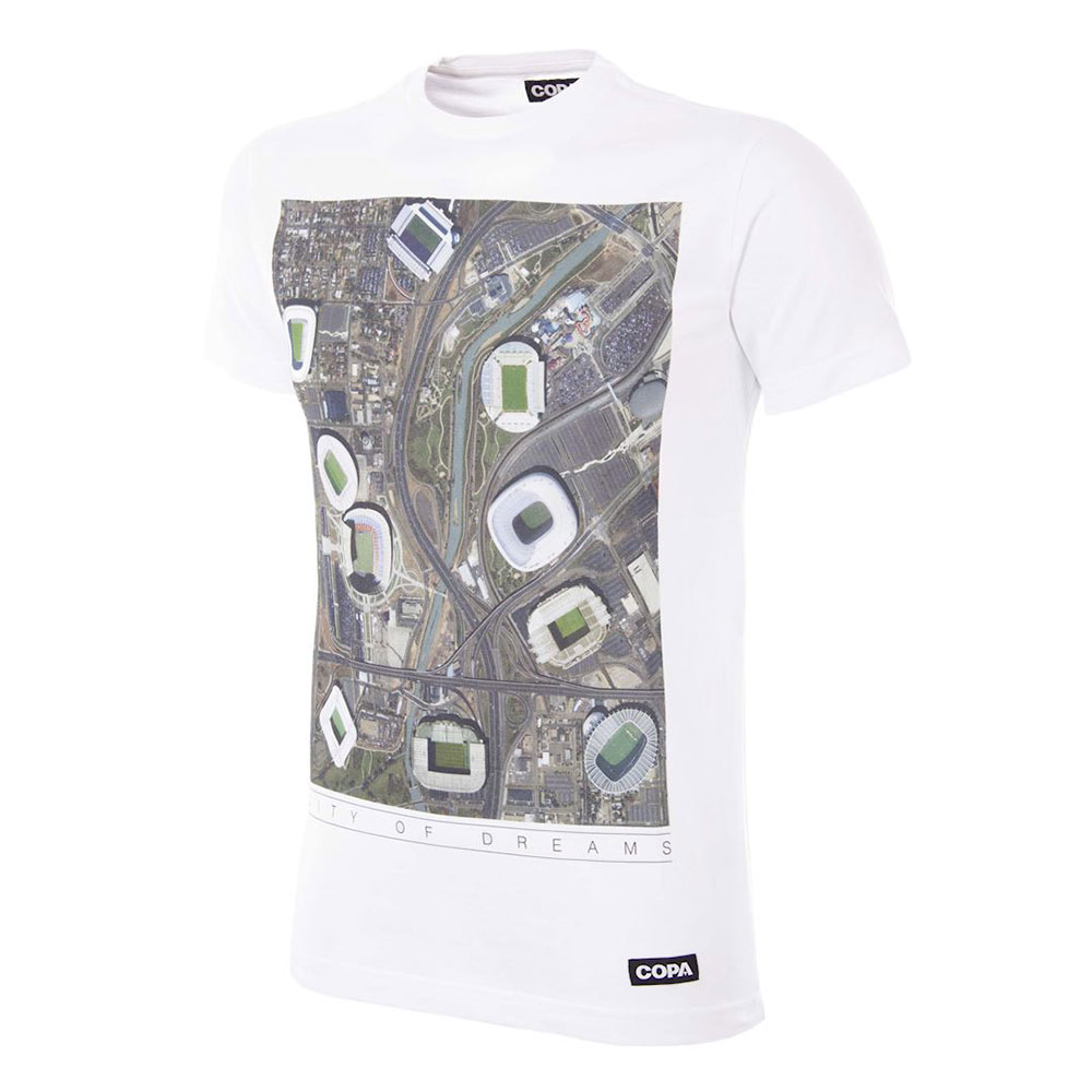 Copa City of Dreams Tee Shirt Casual