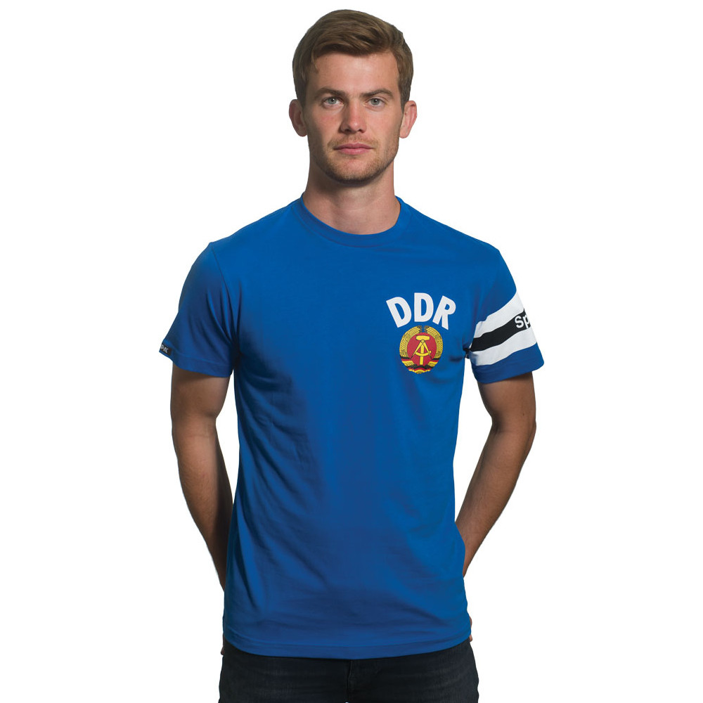 6a79dcee9d7 Copa DDR Captain Casual T-shirt – Retro Football Club ®
