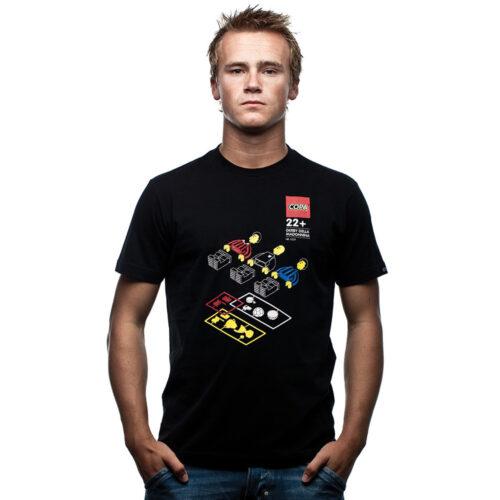 Copa Derby della Madonnina Casual T-shirt